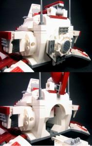 Republic Fighter Tank hatch feature