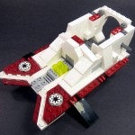 Republic Fighter Tank construction body 1