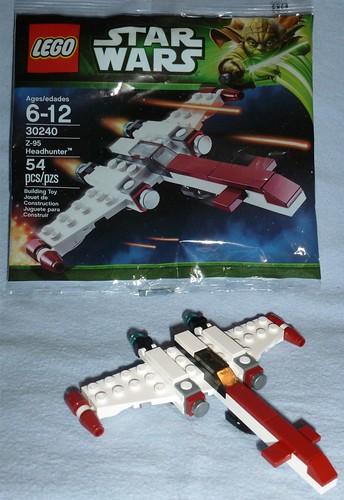 Lego 30240 - Z-95 Headhunter