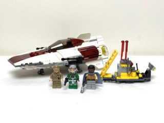 75175 A-Wing Starfighter – 1