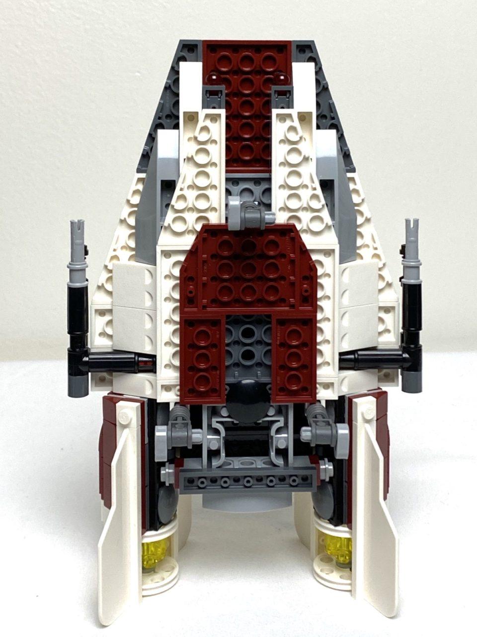 75175 A-Wing Starfighter bottom