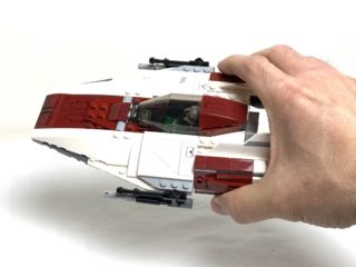 75175 A-Wing Starfighter – 36