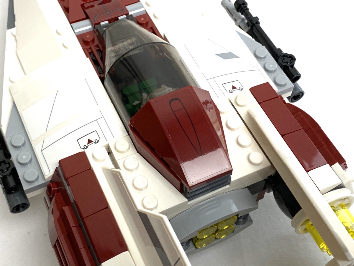 75175 A-Wing Starfighter trunk cover