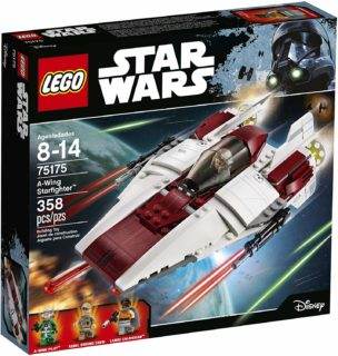 75175 A-Wing Starfighter box