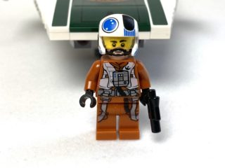75248 Resistance A-Wing Starfighter – 1