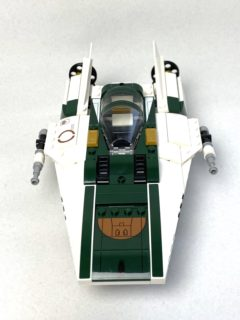 75248 Resistance A-Wing Starfighter – 6