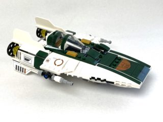 75248 Resistance A-Wing Starfighter – 7