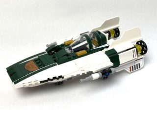 75248 Resistance A-Wing Starfighter – 8