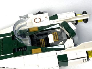 75248 Resistance A-Wing Starfighter – 9