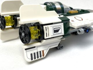 75248 Resistance A-Wing Starfighter – 12