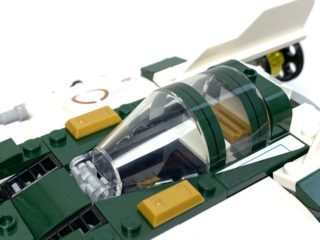 75248 Resistance A-Wing Starfighter – 16