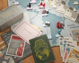 pandemic legacy season 0 components