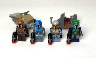 75267 Mandalorian Battle Pack – 1