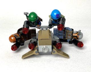 75267 Mandalorian Battle Pack – 10