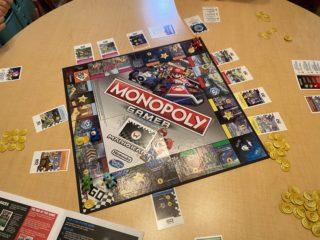 Monopoly Gamer Mario Kart – 1