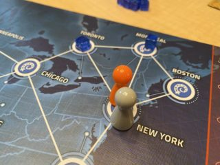 Pandemic Hot Zone – North America – 3