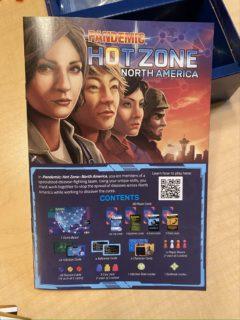 Pandemic Hot Zone – North America – 5
