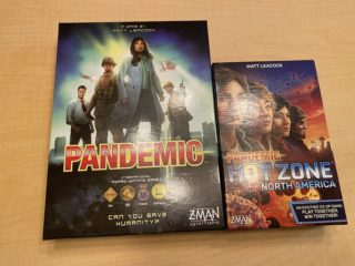 Pandemic Hot Zone – North America – 6