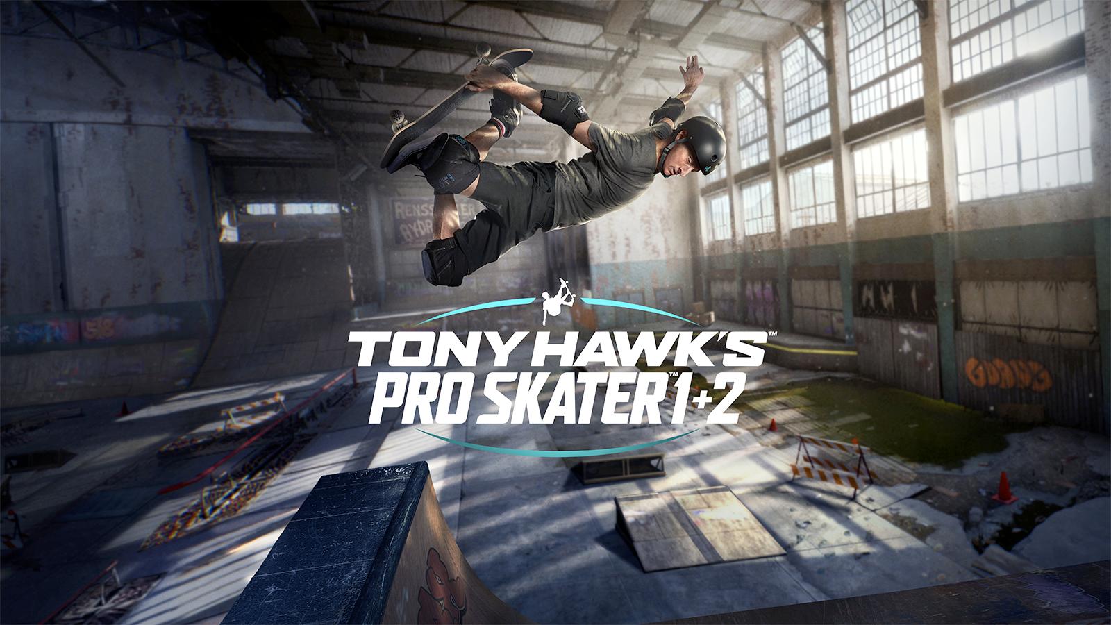 Tony Hawk Pro Skater 1+2 Demo