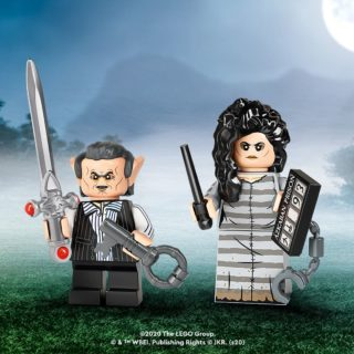 lego hp cmf griphook and bellatrix lestrange