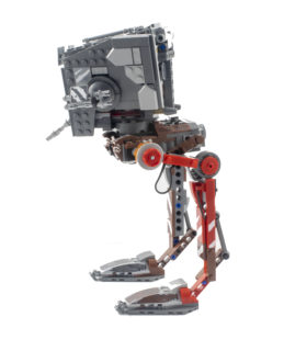 75254 AT-ST Raider – Side View