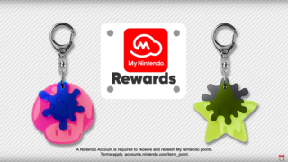 splatfest mushroom star keychains