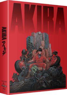 akira 4k blu-ray limited edition