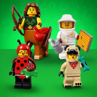 71029 collectible minifigures series 21 – 2