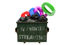 tv movies dumpster