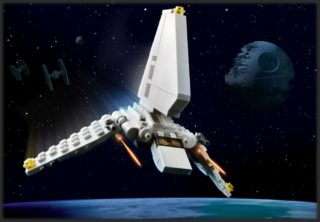 imperial shuttle mini