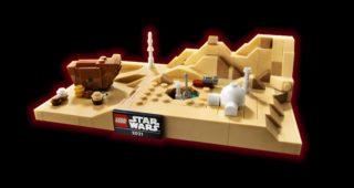 lars tatooine homestead microbuild