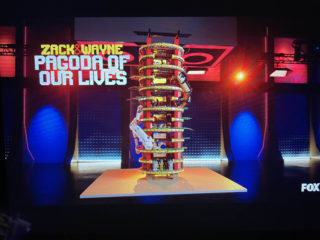 Zack&Wane Pagoda of our Lives